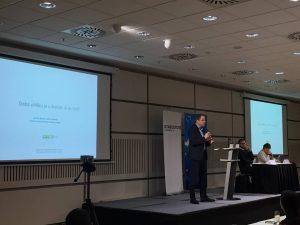 "Martin Bursík vystoupil na konferenci ""Voda-půda-krajina: Ochrana v EU a ČR"""