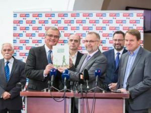 Echo24.cz: TOP 09 ve spolupráci s LES představila Memorandum o ochraně životního prostředí