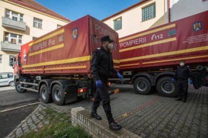 Na Bulovku dorazila zásilka první materiální pomoci z EU: 30 plicních ventilátorů z unijních zásob. Děkujeme!
