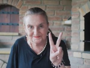 Eva Holubová podpořila Jana Balcara v krajských volbách v koalici  Spojenci pro Královéhradecký kraj
