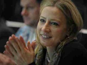 Kateřina Jacques (LES) kandiduje do eurovoleb na 10. místě kandidátky Koalice STAN, regionálních hnutí a TOP 09