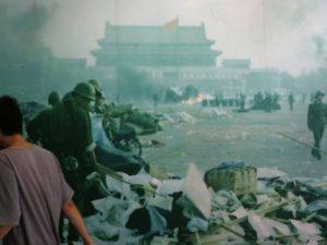 V noci z 3. na 4. června 1989 čínská komunistická diktatura brutálně potlačila studentskou demonstraci na náměstí Nebeského klidu v Pekingu