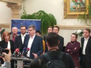 STAN, TOP 09, LES, zelení a dalších 14 stran a hnutí jdou do eurovoleb společně