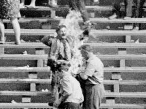 8. září 1968 – upálení Ryszarda Siwiece na protest proti okupaci Československa