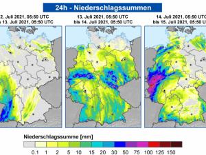 Ochrana klimatu se stává mainstreamovým předvolebním tématem v Německu. Během návštěvy oblasti zasažené povodněmi kancléřka Merkelová uznala, že snížení emisí nebylo během její patnáct let trvající vlády dostatečné