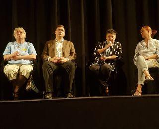 Stehlíková: podpora Sencova je bitvou za demokratickou společnost a evropské hodnoty