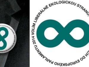 Liberálně ekologická strana jde do eurovoleb s nekonečnou osmičkou
