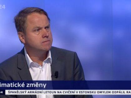 Martin Bursík v Událostech komentářích ČT:  Vlny veder souvisí s klimatickou změnou