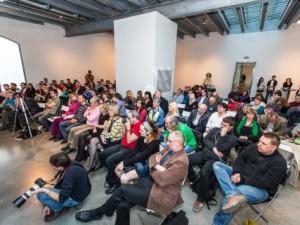 První Liberální fórum zaplnilo Muzeum Kampa.  O ruské hrozbě debatovali diplomaté a novináři