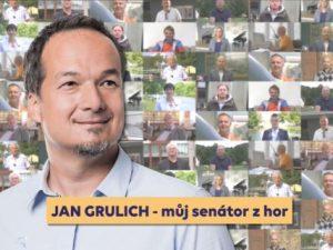 Krajský zastupitel a skvělý kantor Jan Grulich kandiduje do Senátu PČR za LES a TOP 09 v obvodu č. 48 – Rychnov nad Kněžnou