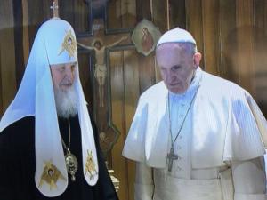 Patriarcha Kirill je Putinovým vyslancem na Západ
