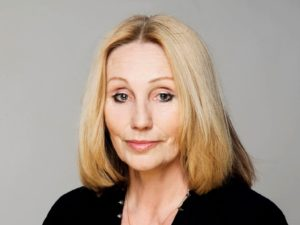 Olga Sommerová na předávání cen Český lev
